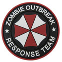 Zombie Outbreak Umbrella